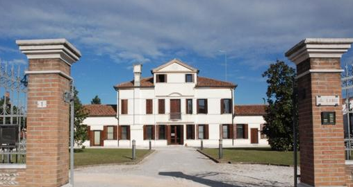 Coworking Treviso/Postioma di Paese - Ingresso