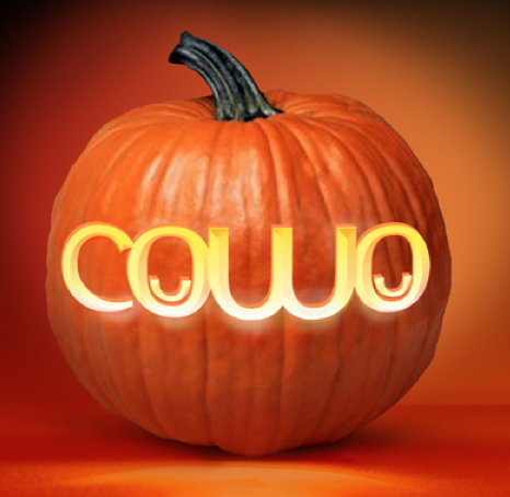 It's halloween time @ Coworking Cowo!