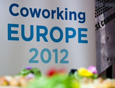 Coworking Conference Paris 2012