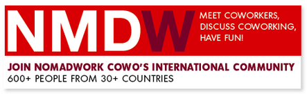 NomadWork - Cowo's International Community